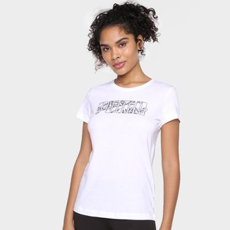 Camiseta Puma Rebel Graphic Feminina