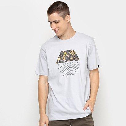 Camiseta Quiksilver Bamboo Breakfast Masculina