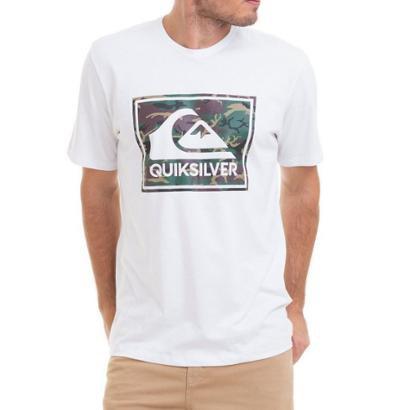Camiseta Quiksilver Camo Architexture