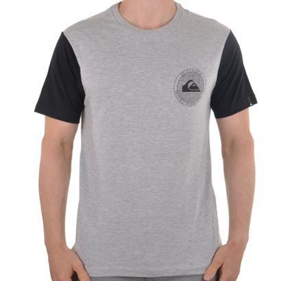 Camiseta Quiksilver Circle Dots Masculino