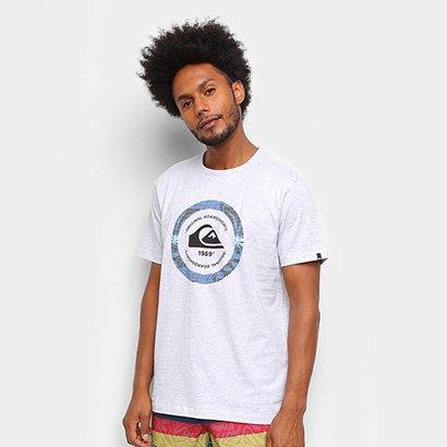Camiseta Quiksilver Circle Masculina