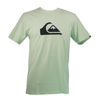 Camiseta Quiksilver Comp Logo Color Masculino