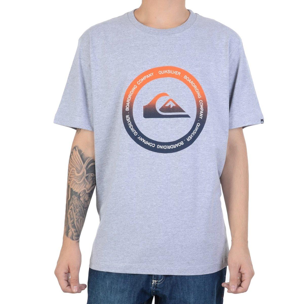 Camiseta Quiksilver Kahu - Compre Agora   Zattini 09139dc348