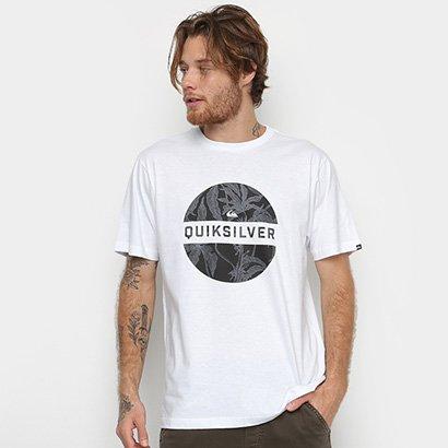 Camiseta Quiksilver Nature Fills Masculina