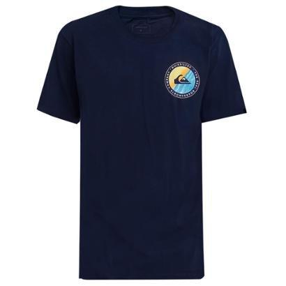 Camiseta Quiksilver Shook Masculina