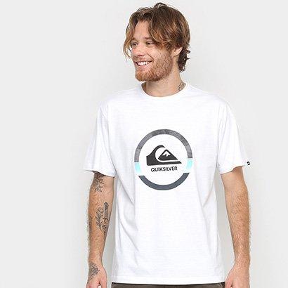 Camiseta Quiksilver Snake Dreams Masculina