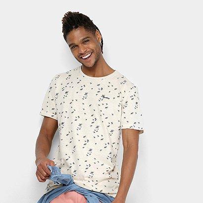 Camiseta Redley Coqueiral Mini Full Print Masculina