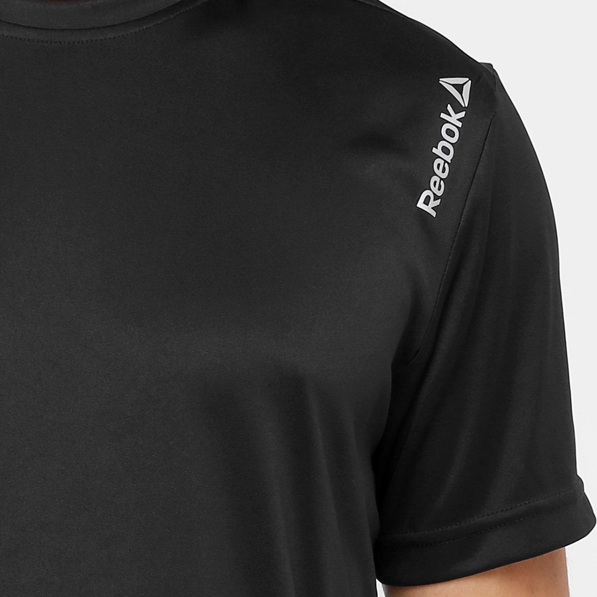 0531b9648a5 Camiseta Reebok Run Bp Masculina - Compre Agora