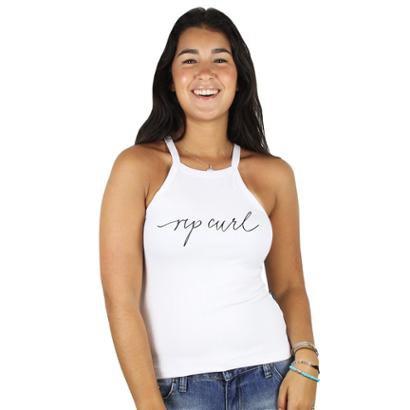 Camiseta Regata Feminina Rip Curl Alexis