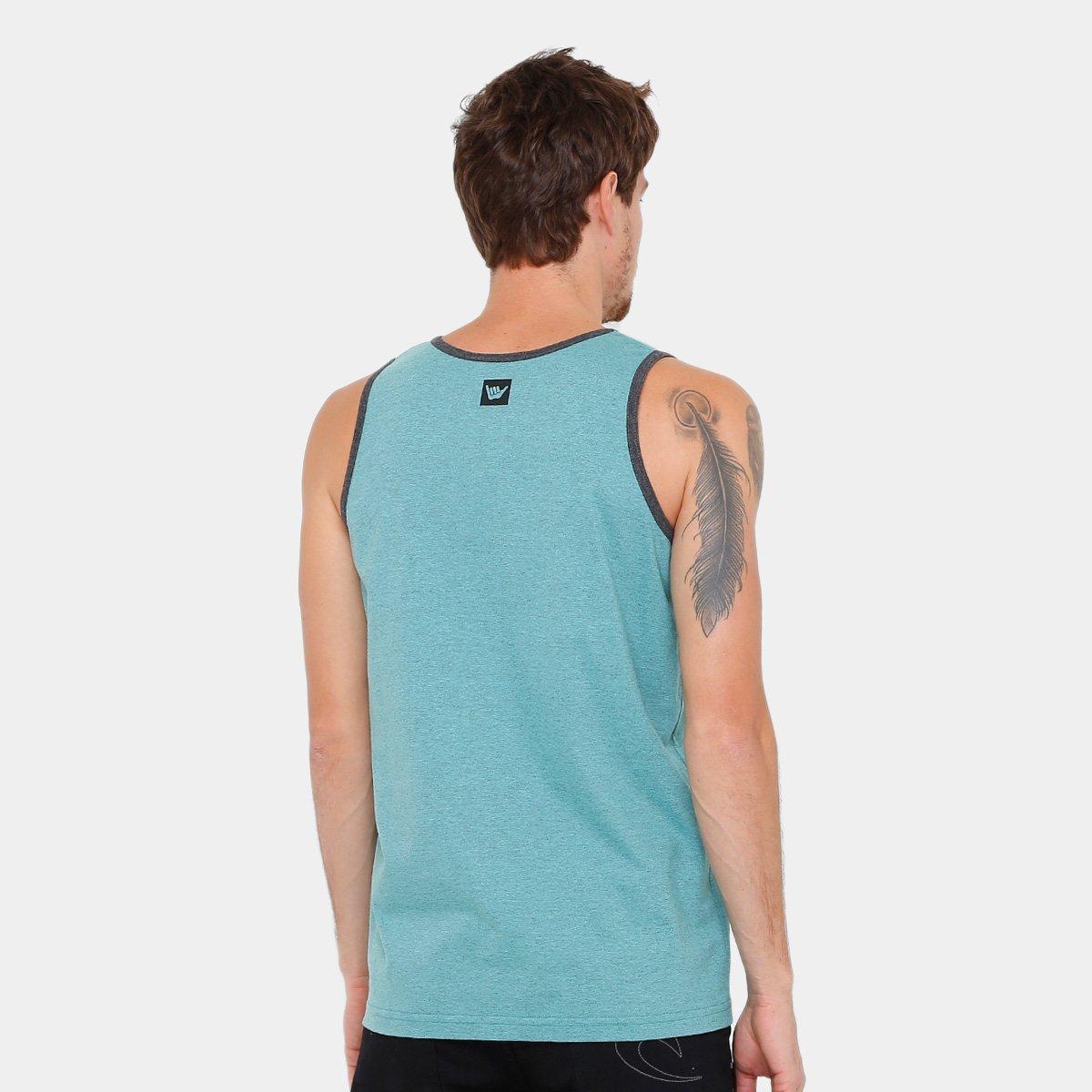 Camiseta Regata Hang Loose Silk Share Masculina - Compre Agora  9ff569bd8b6