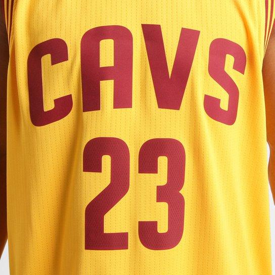Doncella Último masa  Camiseta Regata NBA Adidas Swingman Cleveland Cavaliers - James | Zattini