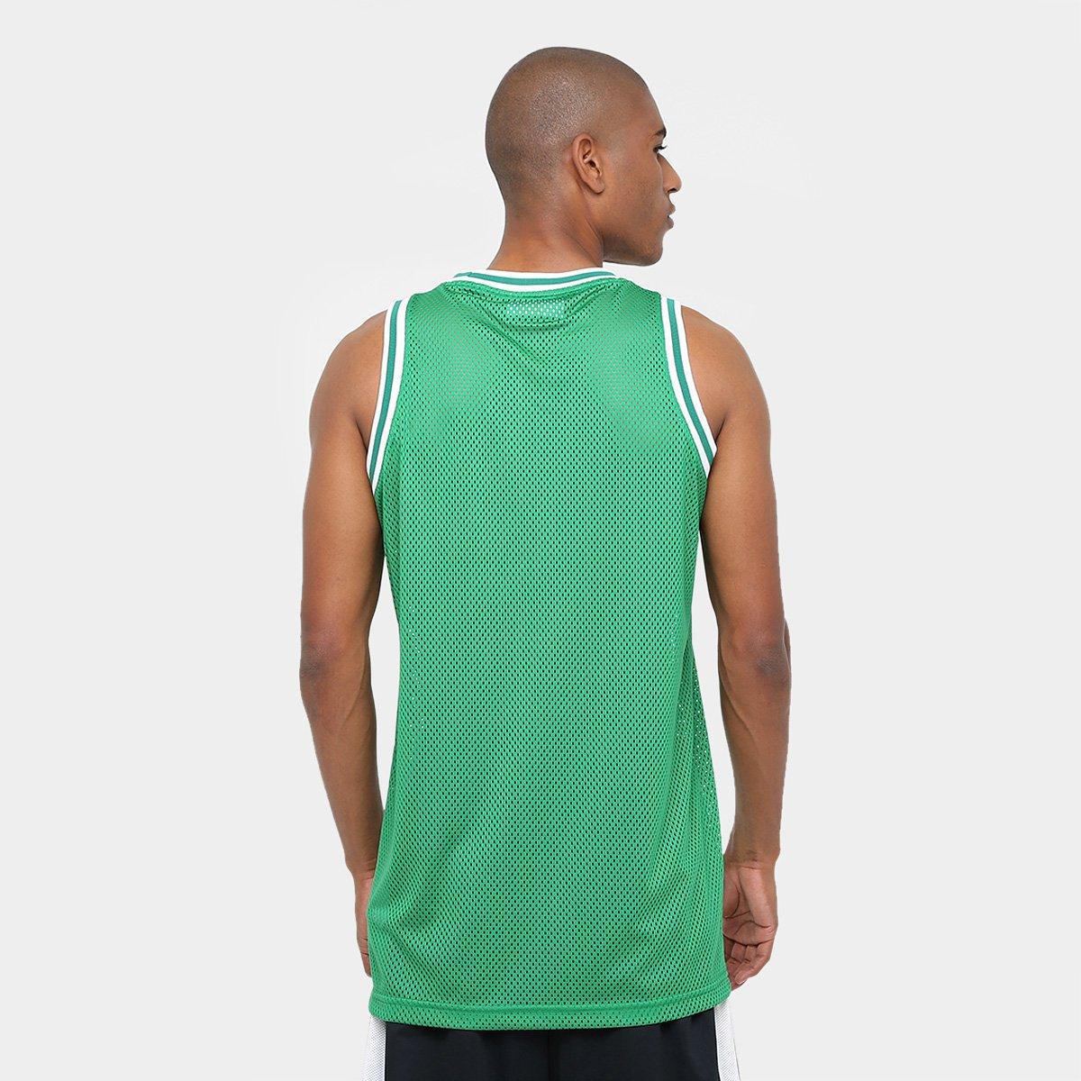 ... Camiseta Regata NBA Boston Celtics New Era Jersey Game Masculina ... d36a373f462