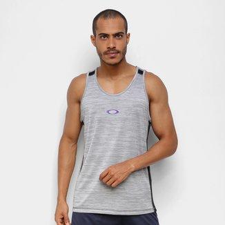 Camiseta Regata Oakley Dynamic Breathe Masculina