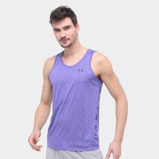 Camiseta Regata Oakley Dynamic Masculina