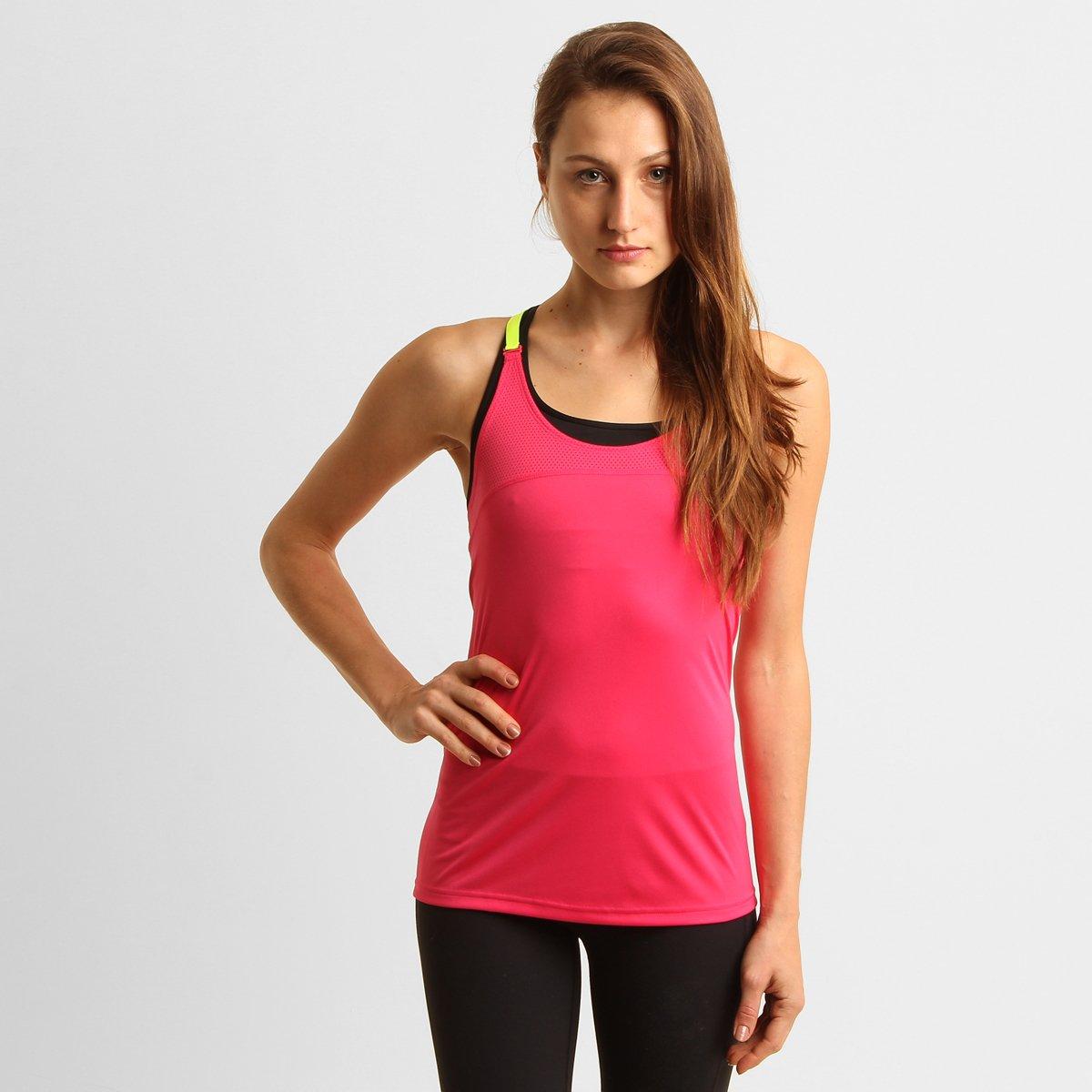 71c24288158 Camiseta Regata Reebok RE - Compre Agora