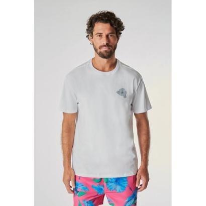 Camiseta Reserva Ano Novo Hibisco 3D Masculina