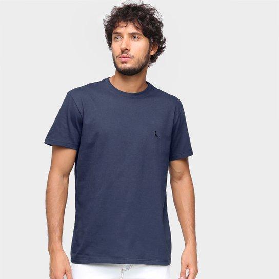Camiseta Reserva Básica Masculina - Marinho