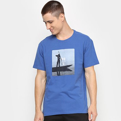 Camiseta Reserva Estampada Masculina