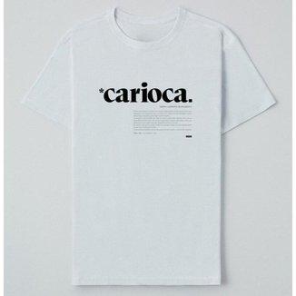 Camiseta Reserva Ink Carioca Masculina