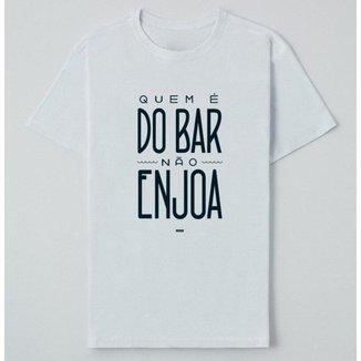 Camiseta  Reserva Ink Do Bar Masculino