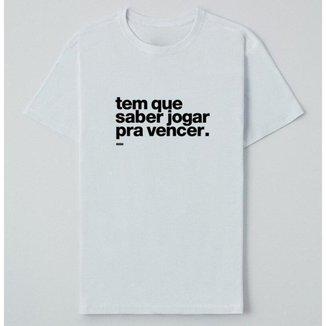 Camiseta Reserva Ink Jogar Masculina