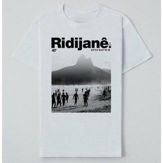 Camiseta Reserva Ink  Ridijanê Masculina