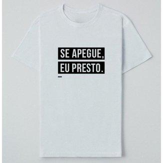 Camiseta Reserva Ink Se Apegue Masculina