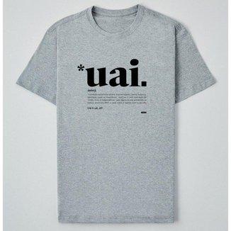 Camiseta Reserva Ink Uai Masculino