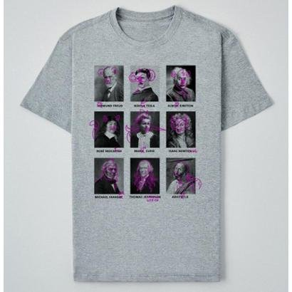 Camiseta Reserva Ink Yearbook Prank Masculina - Zattini BR