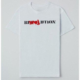 Camiseta Reserva lnk Revolution Masculina