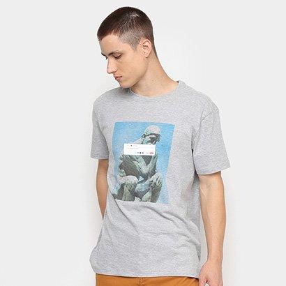 Camiseta Reserva Pensador Masculina