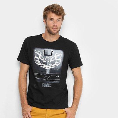 Camiseta Reserva Pica Pau Carro Masculina