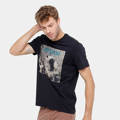 Camiseta Reserva Porn Bamboo Masculina