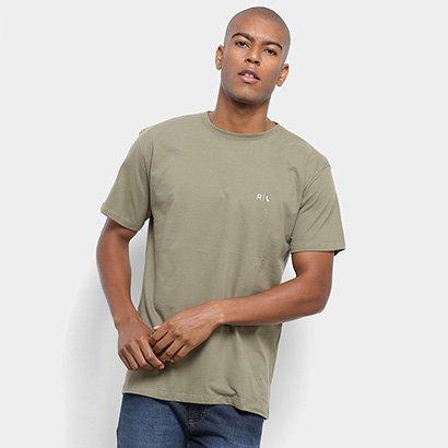 Camiseta Reserva R Assinatura Masculina