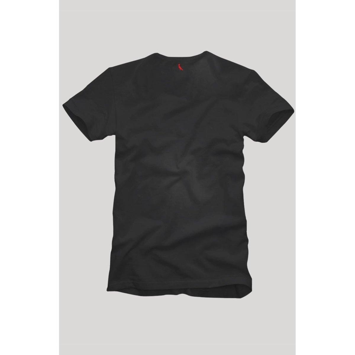 Camiseta Reserva Zico 87 Masculina - Preto