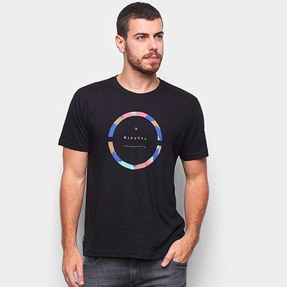 Camiseta Rip Curl Commander Masculina