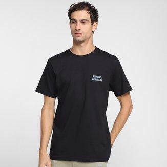 Camiseta Rip Curl Fusion Wave Back Masculina