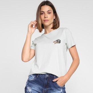Camiseta Rip Curl Paradadise Calling Feminina
