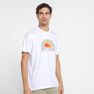 Camiseta Rip Curl Revival Sunset Te Masculina
