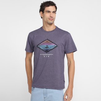 Camiseta Rip Curl Swc Curren Masculina