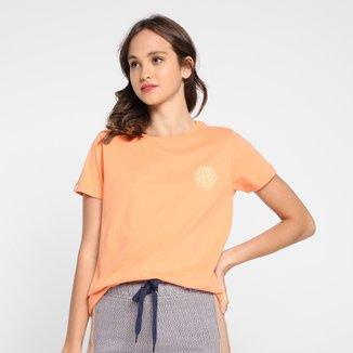Camiseta Rip Curl Wettie Essential Feminina