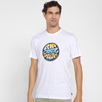 Camiseta Rip Curl Wettie Masculina