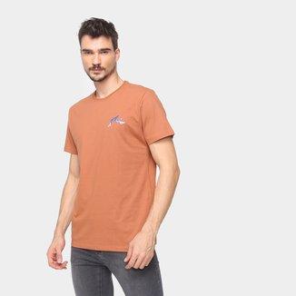 Camiseta Rusty Aerial Masculina