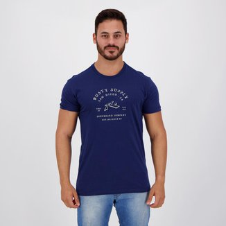 Camiseta Rusty Estampada Masculina