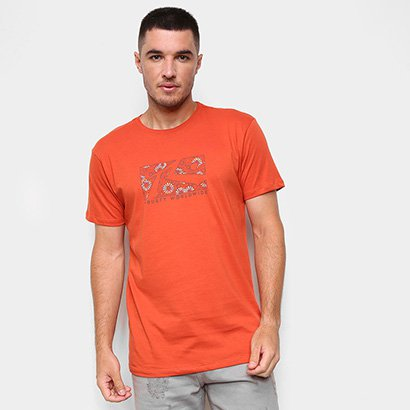 Camiseta Rusty Scratch Masculina