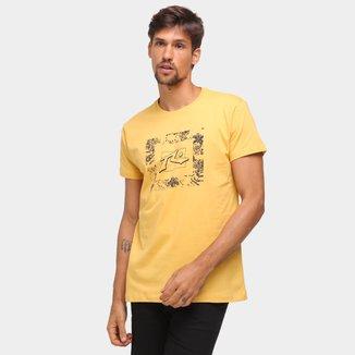 Camiseta Rusty Spray Bloom Masculina