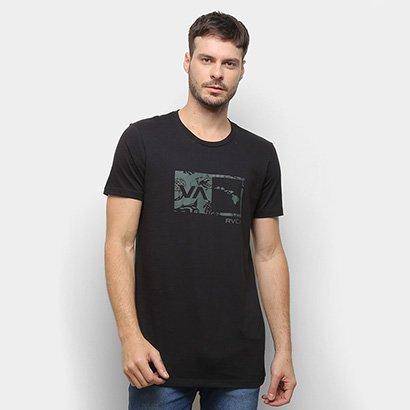 Camiseta RVCA Balance Hawaii Masculina