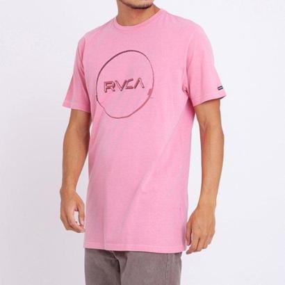 Camiseta Rvca Logo Pack Masculina