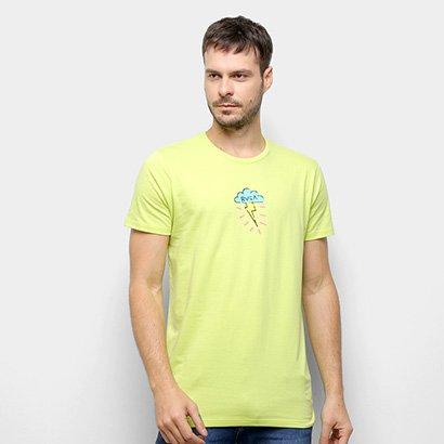 Camiseta RVCA Southerly Buster Masculina