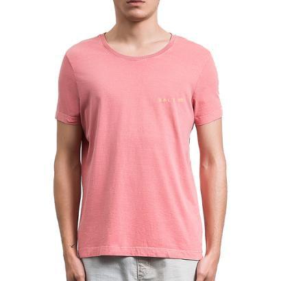 Camiseta Salt 35g Básica Estonada Goiba Masculina